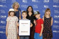 """Gewinner in der Kategorie 1: Wir gestalten einen Film zum """"ABC der Tiere"""""""