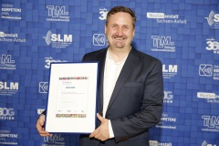 """Projektleiter Mirko Pohl, stellvertretender Gewinner in der Kategorie 5: """"DIA – Die Influencer Academy"""" – Ein medienpädagogisches Drama Game"""