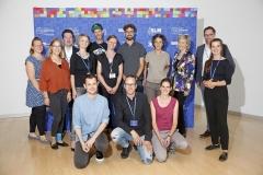 Das Team hinter der Verleihung des Medienkompetenzpreises Mitteldeutschland  2019