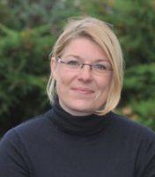 Portrait von Frau Prof. Sonja Ganguin.